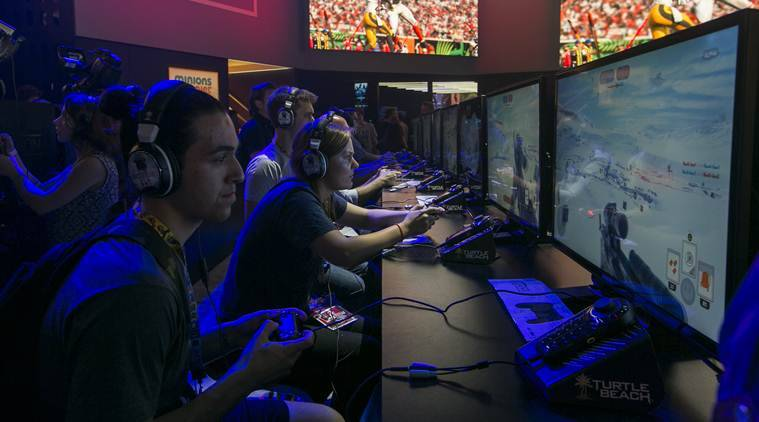 It will be a turning point for E3 as game makers try new strategies this year (Source: AP)