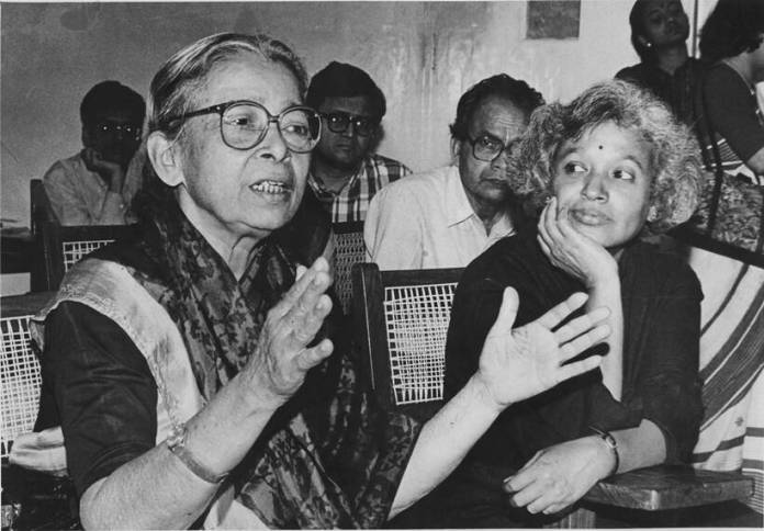 Mahasweta Devi, voice of subaltern, rebellion | India News,The Indian  Express