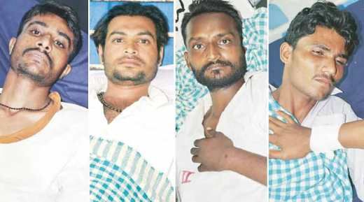dalits, dalit attack, una, una protests, Gujarat dalit thrashing, dalit thrashing, gujarat dalit protests, dalit protests, rajnath singh, una, una violence, dalit, dalit protests, dalit thrashing, gujarat, una violence, dalit beating, india news
