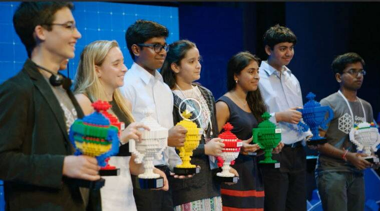 Google, Google Community Impact Award, Google Community Impact Award winner, Google Science Fair, Google Science Fair 2016, Google award, Advay Ramesh, Advay, Google winner, Google science project finalists, technology, technology news