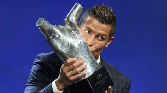 Image result for Crowned UEFA Best Player