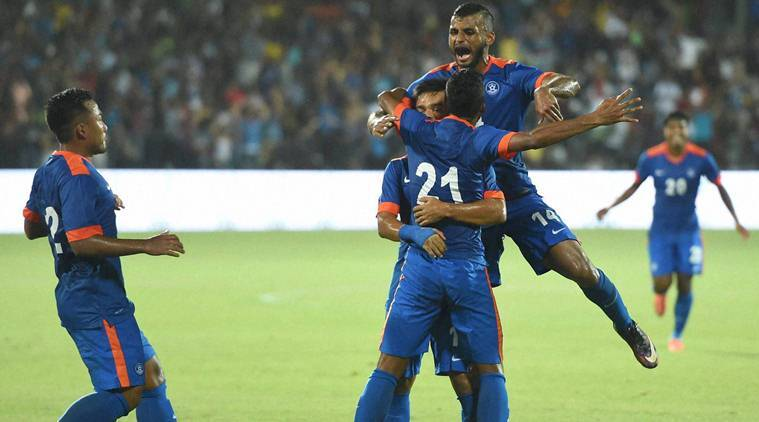Indian national team's biggest win of the year would be the 4-1 thumping of Puerto Rico. (Source: PTI)