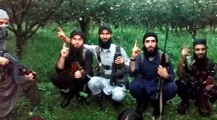 Image result for Hizbul Mujahideen, photos
