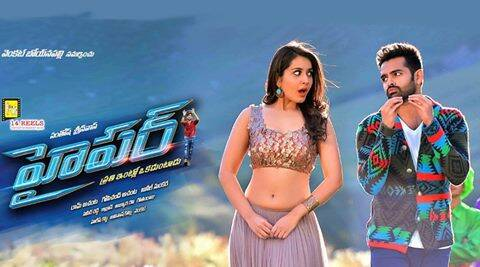 hindi dubbed movies of ram pothineni