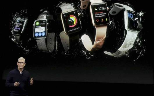 Apple, Apple Watch, Apple Watch sales, Apple Watch sales Tim Cook, Apple Watch India, Apple Watch Tim Cook, Apple Watch 2, Apple Watch features, Apple Watch Series 2, smartwatches, technology, technology news
