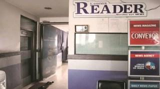 kashmir reader,