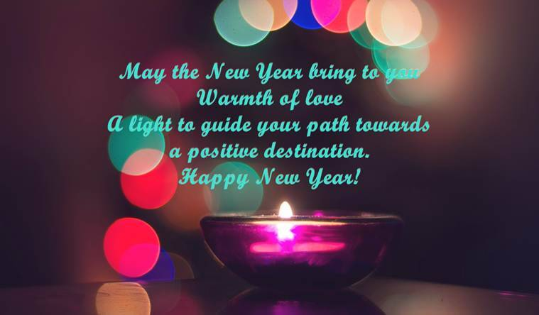 find new year greetings