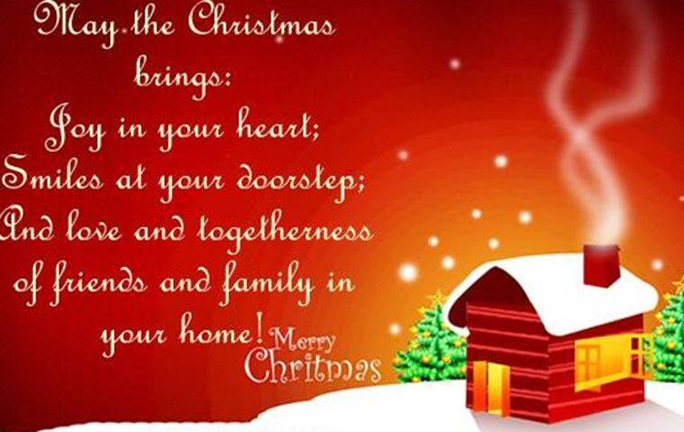Merry Christmas 2016 Best Christmas SMS Facebook And