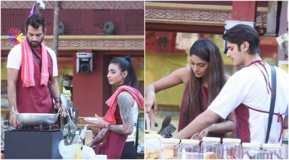 bigg boss, bigg boss 10, bigg boss 10 preview, dhaba task, bigg boss 10 100 episode, celebrity chef zoravar bigg boss, lopamudra bani fight, lopamudra blame bani, blame game bigg boss 10, manveer rohan fight, manu emotional, bani cook, lopamudra cook, bigg boss 10 news, bigg boss 10 updates, television news, television updates, entertainment news, indian express news, indian express