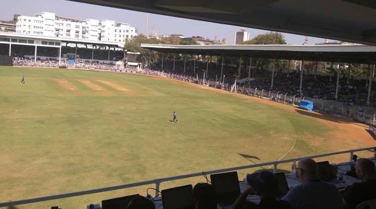India vs West Indies: Fourth ODI to be played at Brabourne Stadium notWankhede