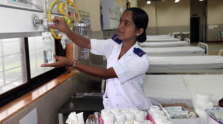 Kerala: Nurses to step up sit-in for pay hike | The Indian ...