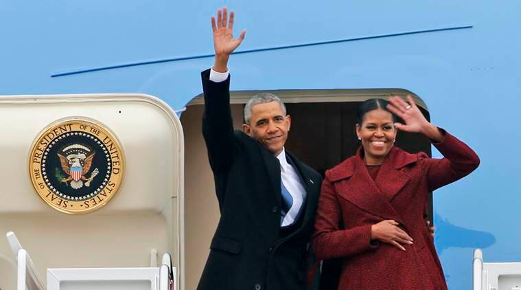 Barack and Michelle Obama, Barack and Michelle Obama launch foundation, obama.org, Latest news, world news, news on Obamas, Obamas news, latest news, International news