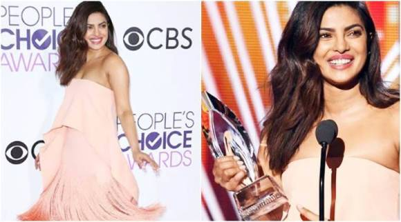 Priyanka Chopra, Priyanka Chopra People's Choice Award, Quantico, Quantico priyanka, Priyanka Chopra People's Choice Award win, Priyanka Chopra People's Choice Award videos, Priyanka Chopra awards