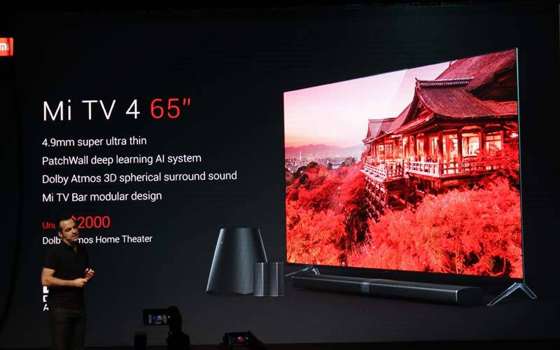 Xiaomi Mi TV 4C series launched in China