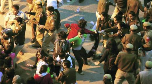 Ramjas violence, Ramjas college, ABVP, AISA, anti national slogans, delhi police, DCW, Delhi Commission for Women, Swati Maliwal, protesters molested, indian express, india news, latest news