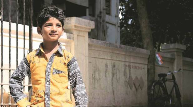 sunny pawar, child actor, child actor debut, lion, hollywood, entertainment news, indian express news