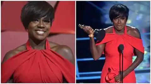 Academy Awards 2017: Viola Davis wins best supporting ...