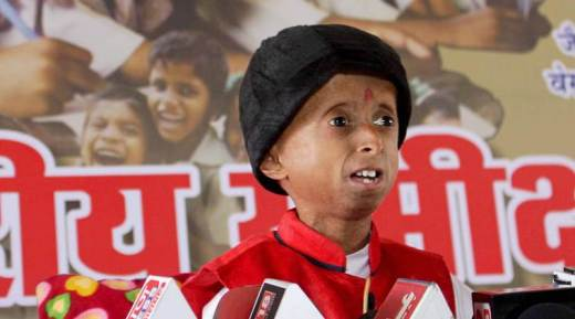 progeria, jabalpur boy, Madhya Pradesh State Commission for Protection of Child Rights, MPSCPCR, Shreyansh Waghmare, india news, indian express news