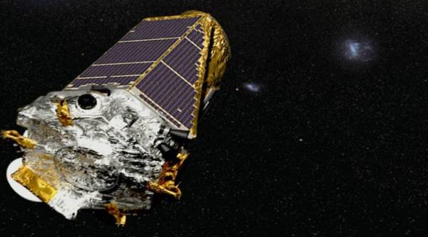 NASA's Kepler Telescope almost out of fuel, forced to nap ...