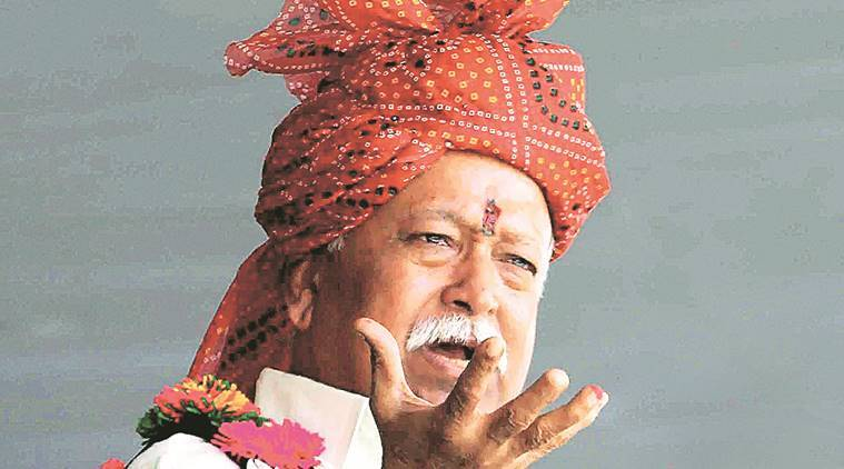 Mohan Bhagwat on politics