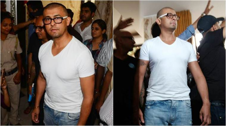 Sonu Nigam Shaves Off Hair After Azaan Row Muslim Cleric