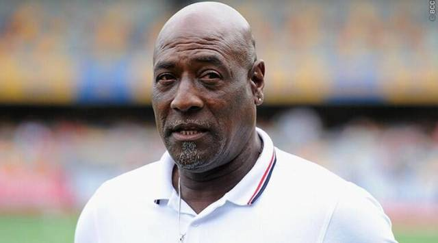 Viv Richards, Viv Richards West Indies, West Indies Viv Richards, Viv Richards batting, WICA, WICA news, sports news, sports, Indian Express