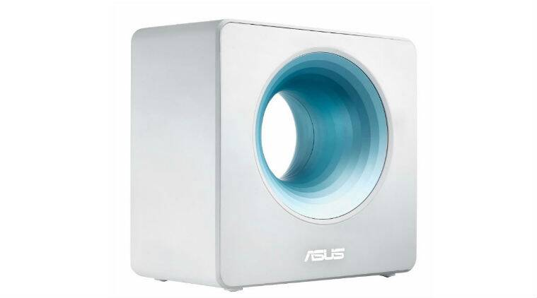 Asus Blue Cave, Asus Blue Cave wifi router, wifi router, Computex 2017