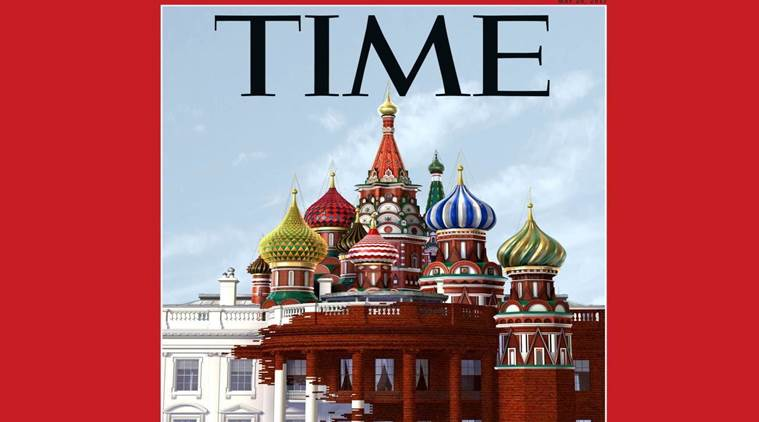 Time Magazines Latest Cover Russias Onion Domes Take