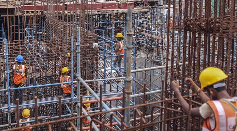 Image result for Labourers went without pay during construction ban: Govt