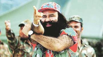 Image result for ram rahim