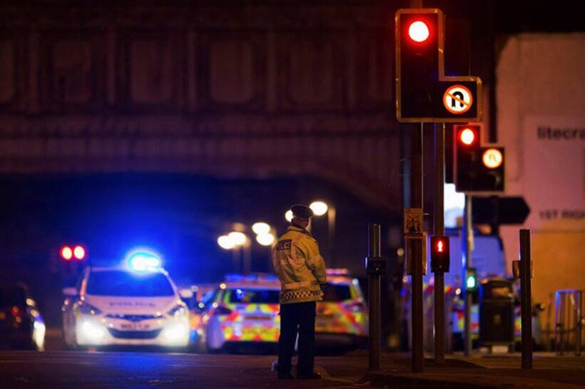 Image result for manchester attack images