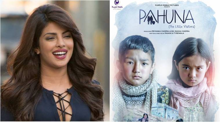 Priyanka Chopra on Pahuna's win at German Film fest: Can't wait to see what's in store for our filmnext