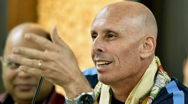 SAFF Cup: Clash against Pakistan just another match, says Stephen Constantine