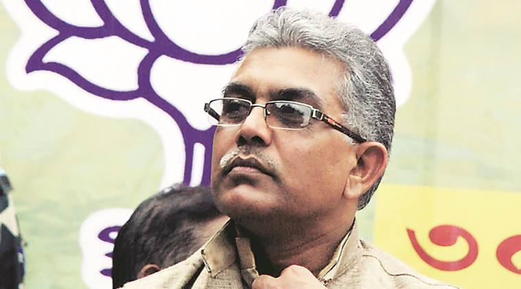 TMC helping CPM grow to stop BJP in West Bengal: Dilip Ghosh