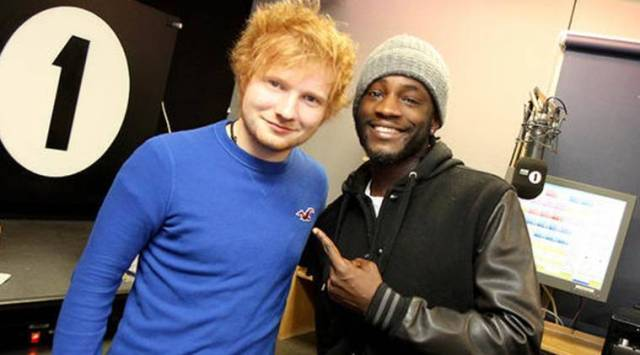 Ed Sheeran slept on my couch for six weeks: JamieFoxx