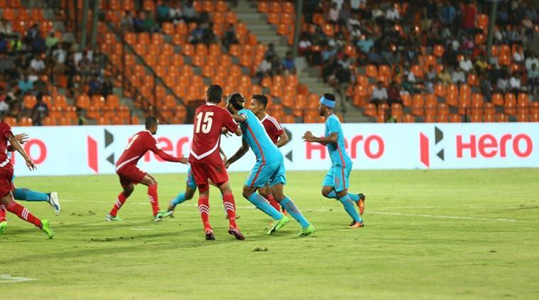 India beat Nepal 2-0 in Mumbai: Match highlights and as it ...