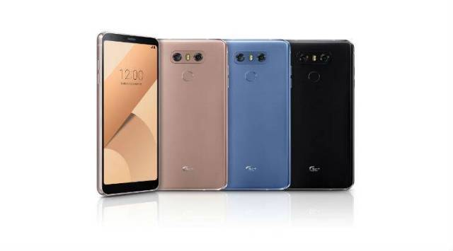 Image result for LG G6+ is a super charged version of the original LG G6, and this new phone featuring 6GB RAM and 128GB storage.