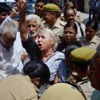India -  Medha Patkar asks Can We Be Proud Of Such Independence? #Song