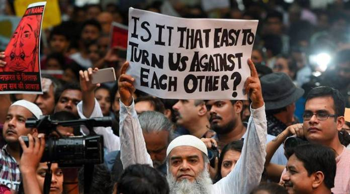 India, Protest, Radical Right, Lynching, Blog, Research