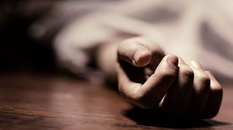 Suspecting man kills wife and son in Pune,surrenders