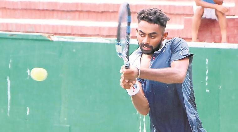 National ranking tennis: Upsets mark first round as ...