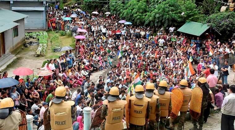 Darjeeling unrest: All Gorkha parties to meet today, will decide future course ofaction