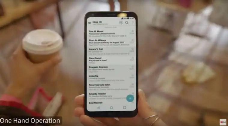 LG Q6, LG Q6 features, LG Q6 specifications, LG Q6 price, LG Q6 launch