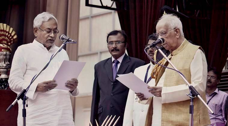 Nitish Kumar back as Bihar CM, Lalu Yadav sulks; all that happened after 'resignation drama'