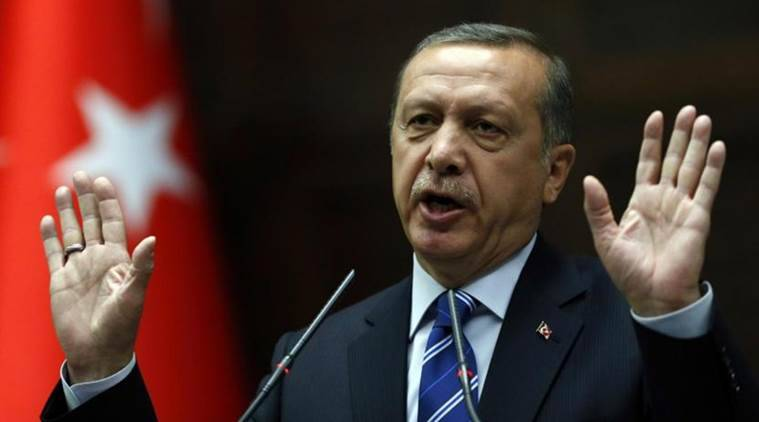 tayyip erdogan news, world news, indian express news, latest news