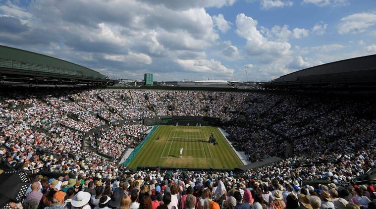 Wimbledon to pay out 34 million pounds at 2018 championships