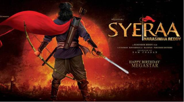 Sye Raa Narasimha Reddy: Skyfall stunt director roped in for Chiranjeevi film