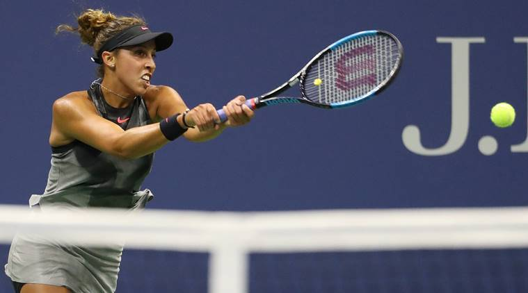 Madison Keys opens door to US Open semi-finals