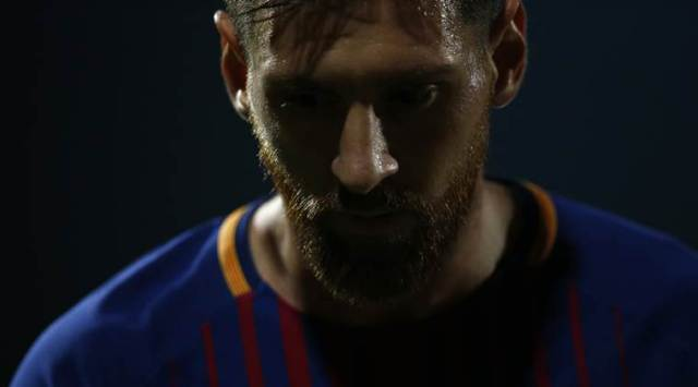 Lionel Messi is the football Terminator, says Arnold Schwarzenegger