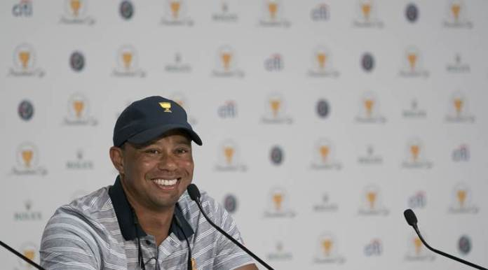 Tiger Woods, Presidents Cup, Jack Nicklaus, US Open